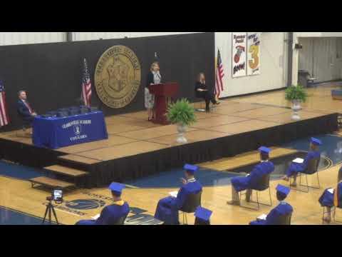 Clarksville Academy Graduation 2020