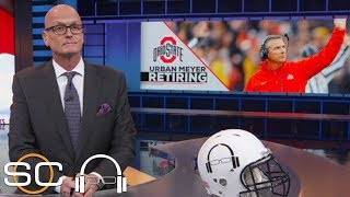 Why Urban Meyer may not be done coaching following Ohio State retirement | SC with SVP