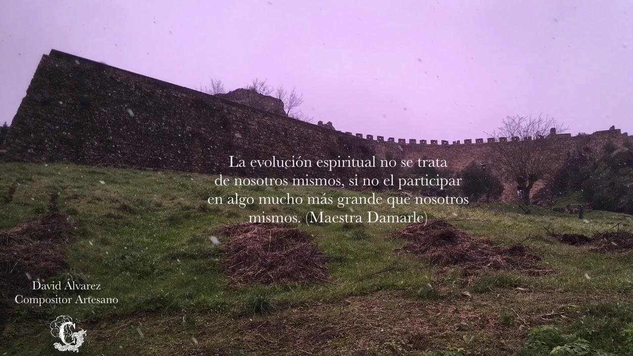 Música y Meditación. Maestra Damarle IV