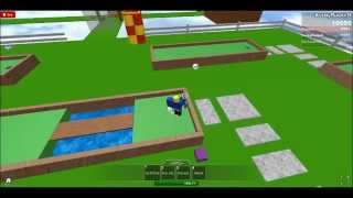 Golf Course Tycoon on Roblox