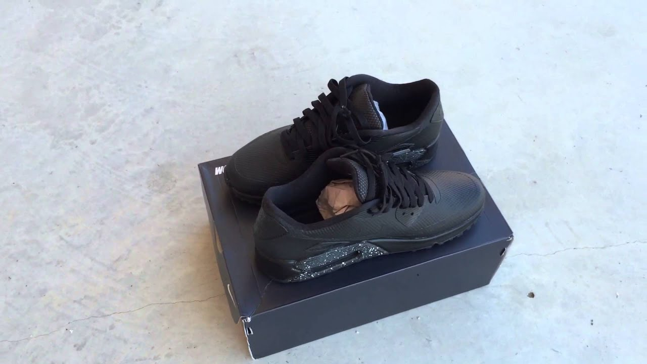nike air max 90 hyp premium id youtube. Black Bedroom Furniture Sets. Home Design Ideas
