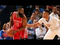 Russell Westbrook vs James harden - conscience Kodak