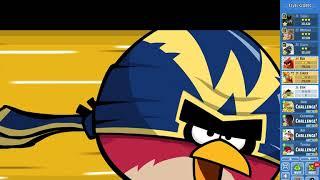 Angry Birds Friends tournament, week 375/B, level 6