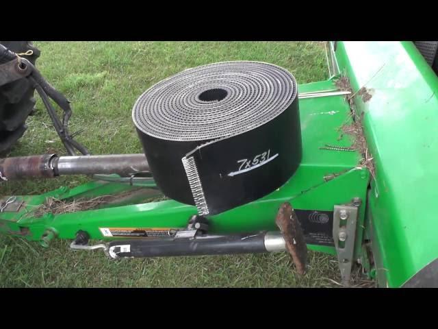 Hesston 466 Farm Tractor | Hesston Farm Tractors: Hesston Farm