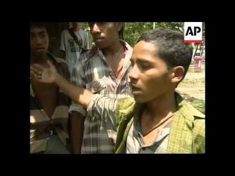 EAST TIMOR: PEACEKEEPING MISSION: SHOOTING INCIDENT