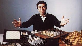 Шахматы. Гарри Каспаров против ... Каспарова?!