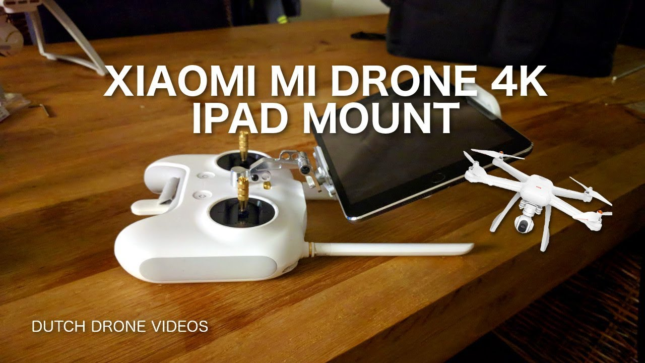Drone xiaomi 4k