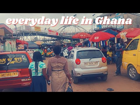 everyday life in Ghana + a glimpse of university life in Ghana    university of kumasi (KNUST)