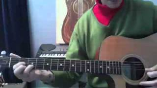 drop d tuning acoustic guitar