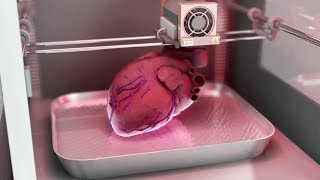 How medical 3D printing could solve the shortage of organ donations