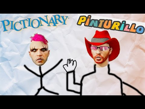 PICTIONARY   Draw A Thing w/ChadWhyNot!! Pinturillo 2 Pictionary Gameplay