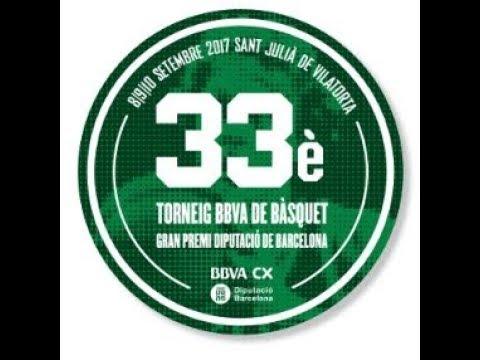 33è Torneig BBVA: Divina Seguros Joventut - UCAM Murcia