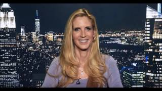 Ann Coulter on The Kevin Fox Show (4/11/2017)