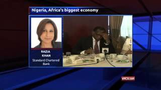 Nigeria overtakes South Africa as the continent
