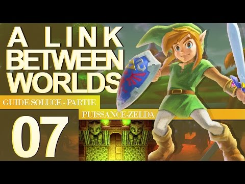 Guide A Link Between Worlds – Étape 7 : Palais des Ténèbres