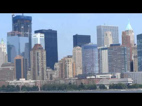 The New York City Harbor - from the Water (A MUST SEE)