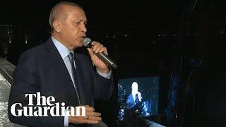 Erdoğan vows to tackle terrorism in election victory speech