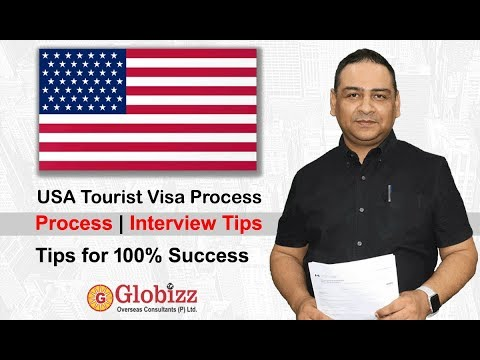 How To Apply USA Tourist / Visitor Visa - Process & Interview Tips To Get 100% Success
