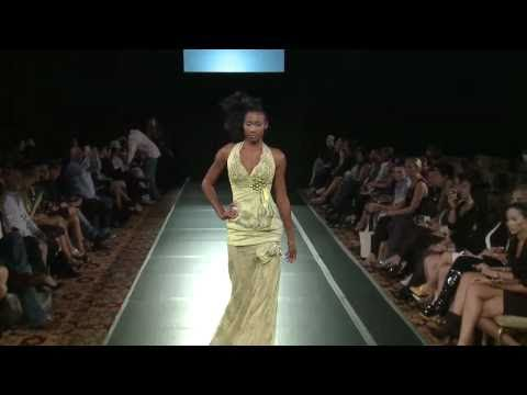 Mireille Dagher Spring 2011 at Couture Fashion Week New York