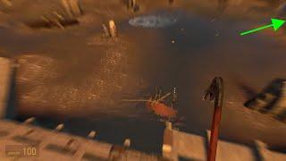 Half Life 2 Secret Batcave Vortigaunt