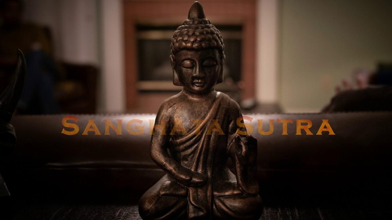 Sanghata Arya Sutra - Lama Zopa Rinpoche