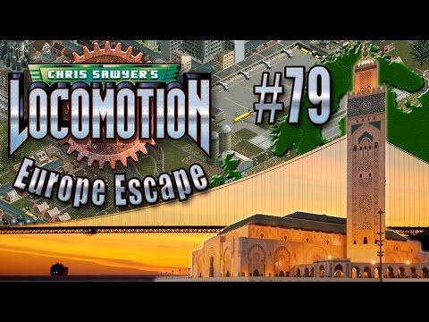 Chris Sawyer's Locomotion: Europe Escape - Ep. 79: CASABLANCA TO TUNIS