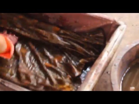 How To Make Traditional Fabric of Indonesia ( Batik Maos by Rajasamas )