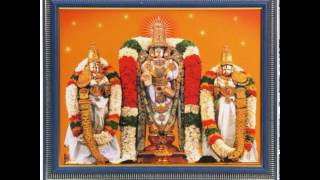 Rare recording at TTD of Sri Srinivasa Gadyam