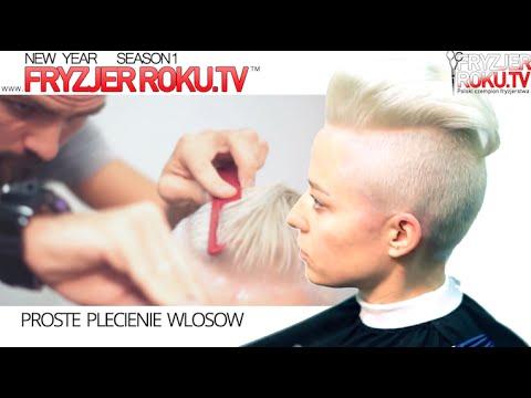 Damskie Cięcie W Stylu Irokez Fashion Hairstyle Fryzjerrokutv