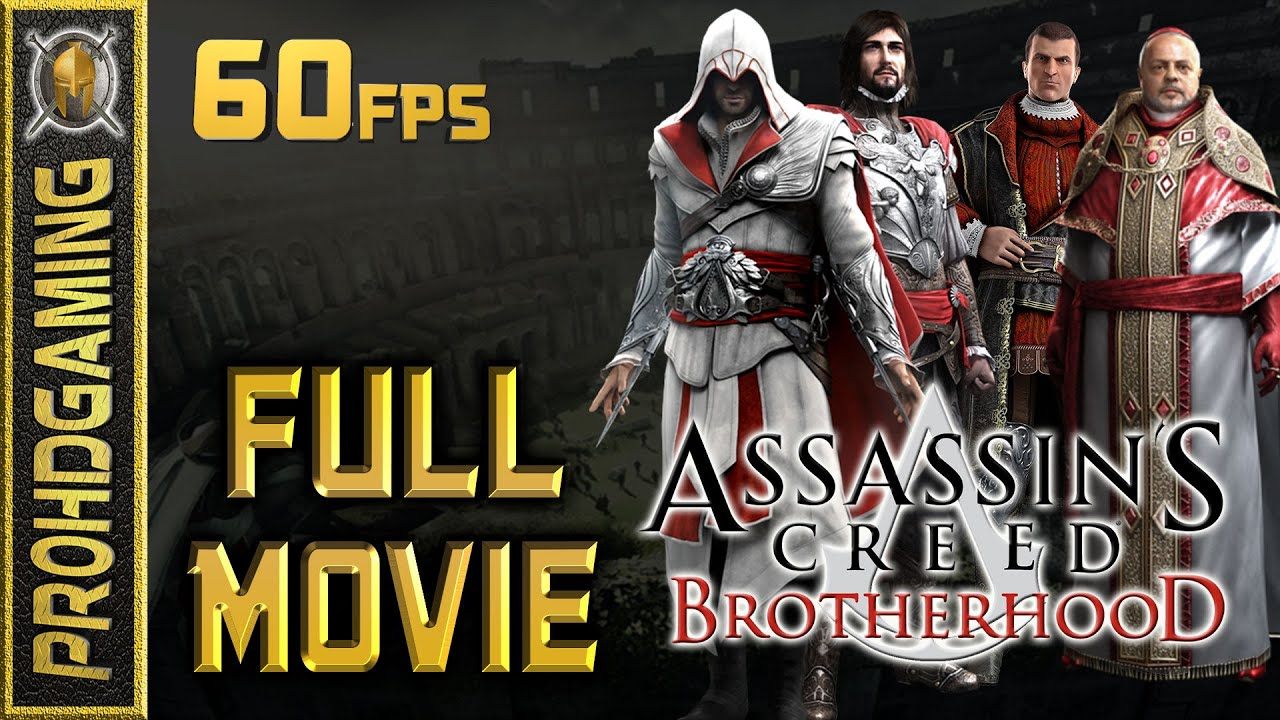 Assassin S Creed Brotherhood Pc Full Movie 100 Sync