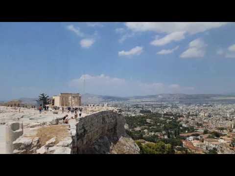 Acropolis - Athens FHD (S7 Edge)
