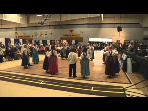 GRAND MARCH & KVAJAT FOLK DANCERS