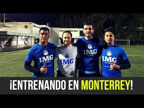 ¡ENTRENANDO EN MONTERREY! - UN GRAN VIAJE