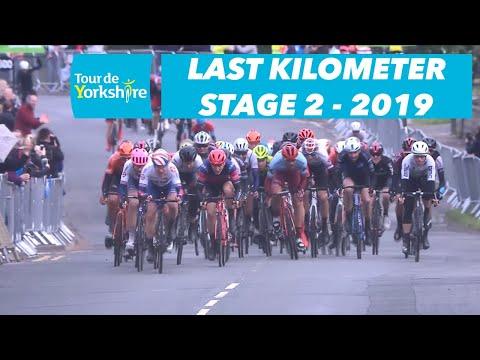 Stage 2 Barnsley / Bedale - Last Kilometer - Tour de Yorkshire 2019