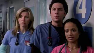 Клиника (Scrubs) 2 сезон - Лучшие моменты