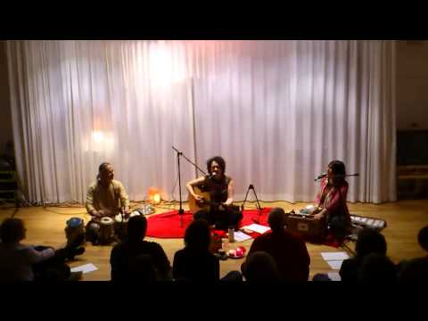 Ganeshaya in Linz, Austria w/ Emy Berti and Christian Weiss