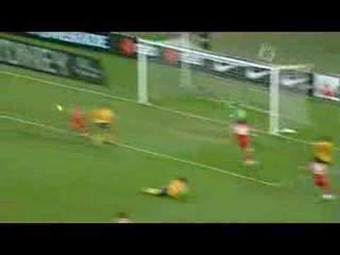 Bresciano goal vs Bahrain