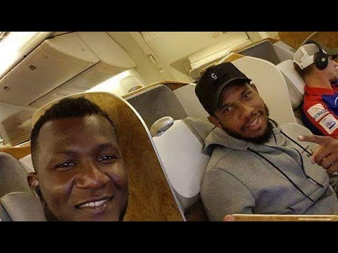 Karachi Kings and Peshawar Zalmi overseas players departing for Lahore from Dubai .