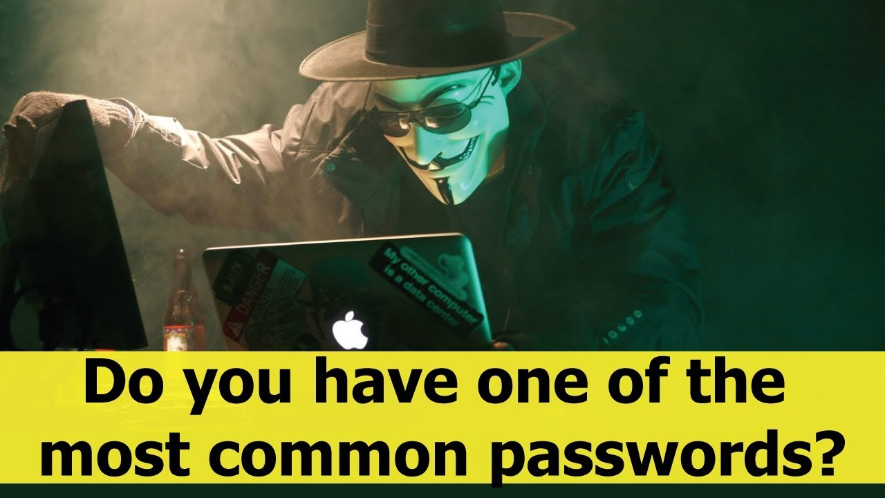 The world's most common passwords revealed: Are you using