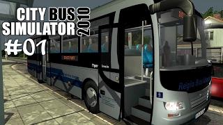 CBS'10 #01 Begrüßungsfahrt auf Usedom ☆ Let's Play City Bus Simulator 2010 Usedom