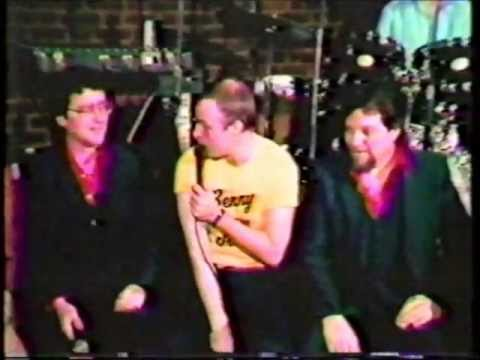 Bodine's Christmas Party 1985 - Jeff and The Atlantics with interview