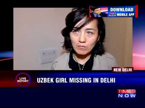15998 nations Welt Times Now Girl From Uzbekistan KIDNAPPED in Delhi
