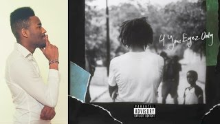 J Cole - 4 YOUR EYEZ ONLY REVIEW/ Reaction