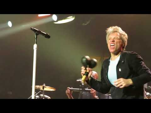 Bon Jovi Keep The Faith MSG 5/10/18