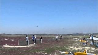RC Warbird Dogfight - Sefewings club in Republic of Korea