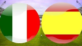 Футбол Евро 2020 Италия Испания итог и результат Чемпионат Европы по футболу 2020