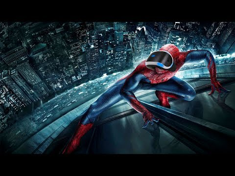 ¡SOY SPIDERMAN! PARKOUR EXTREMO EN REALIDAD VIRTUAL ! (HTC VIVE) - ElChurches