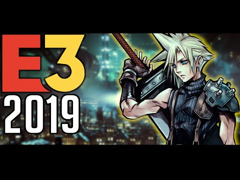 E3 2019 - Predykcje Gier (Final Fantasy 7 Remake, Watchdogs 3, Project Avengers...)