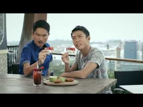 Lobang Brothers with SG50 PAssion POSB Debit Card