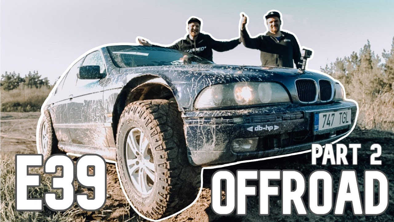 OFFROAD BMW E39 // PART 2 // MICHAEL MOTORSPORT